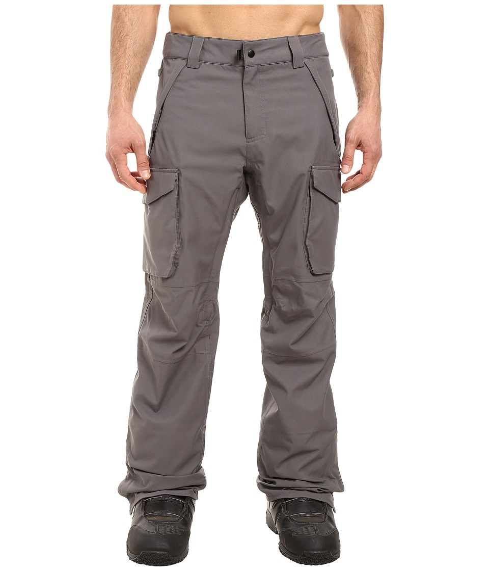 686 Authentic Infinity Shell Cargo Pants (Steel) Men