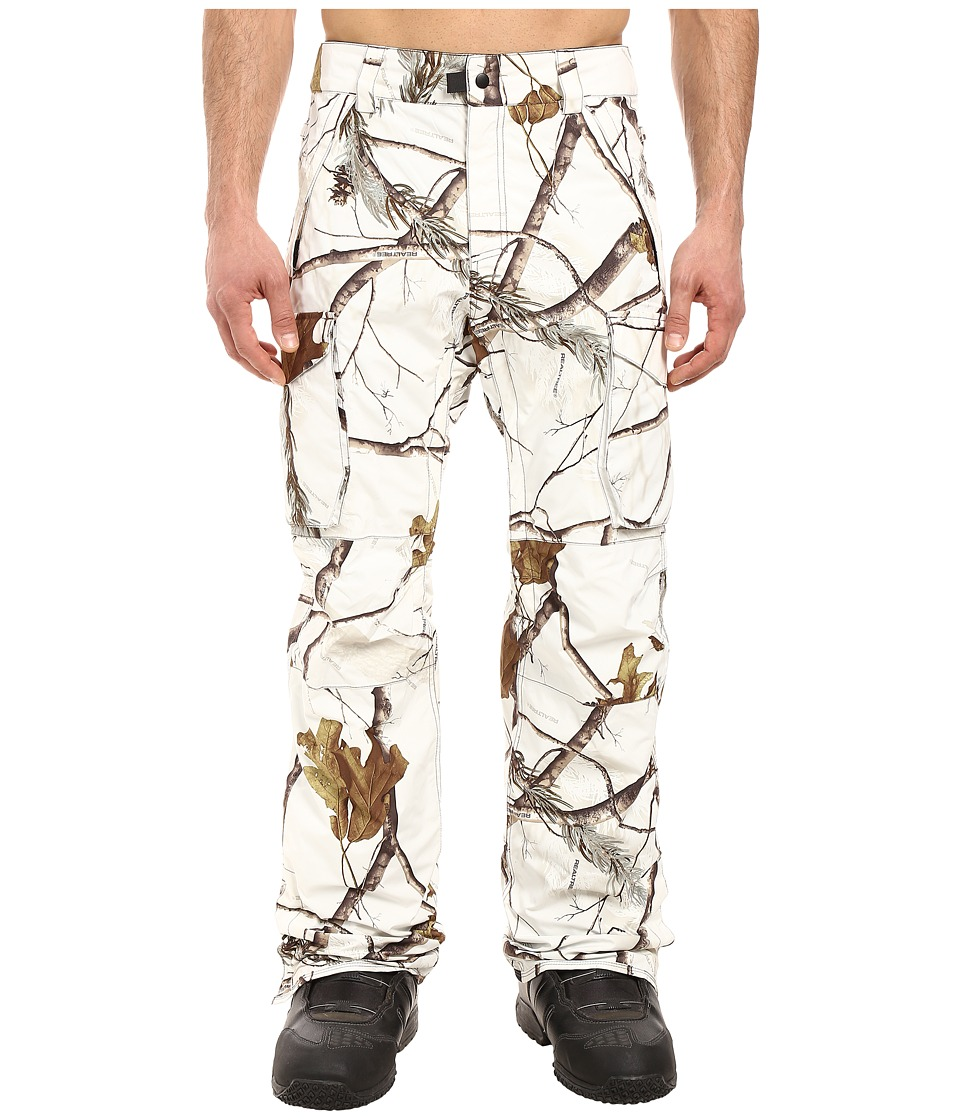686 Authentic Infinity Shell Cargo Pants (Realtree AP Snow) Men