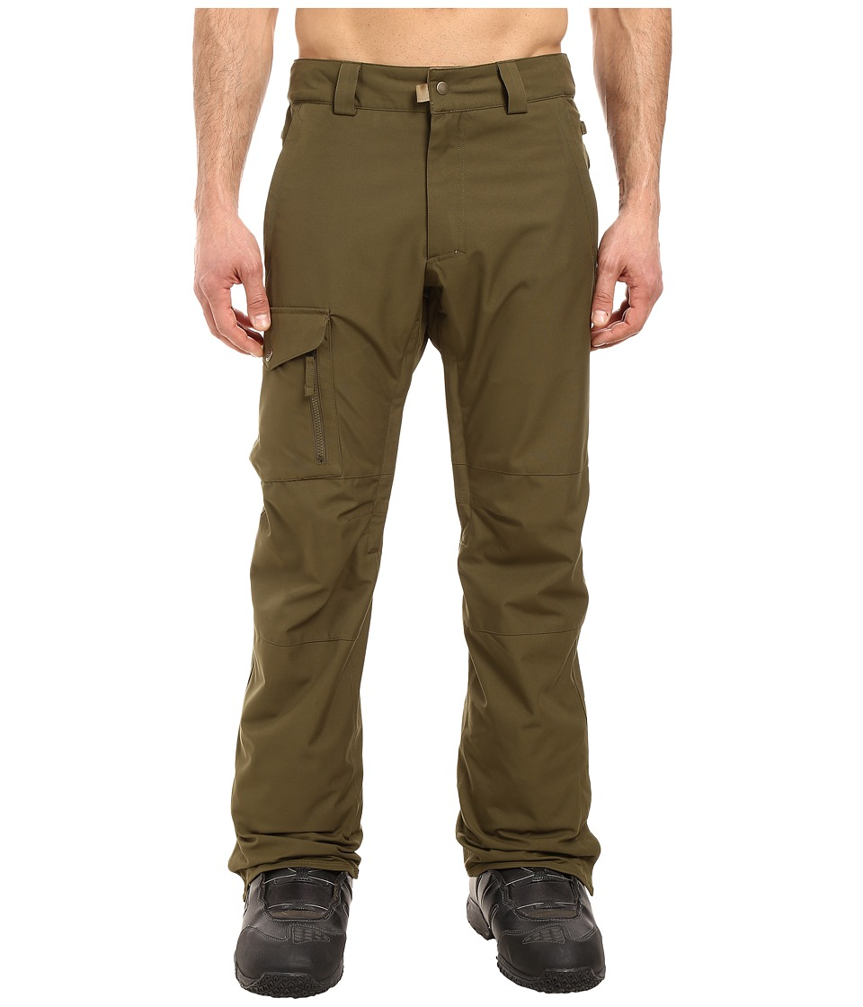 Image of 686 - Authentic Rover Pants (Olive) Men's Casual Pants
