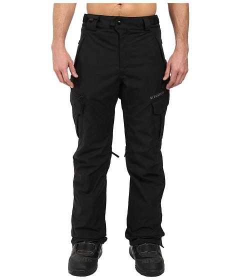 686 Authentic Smarty Cargo Pants - Black 1