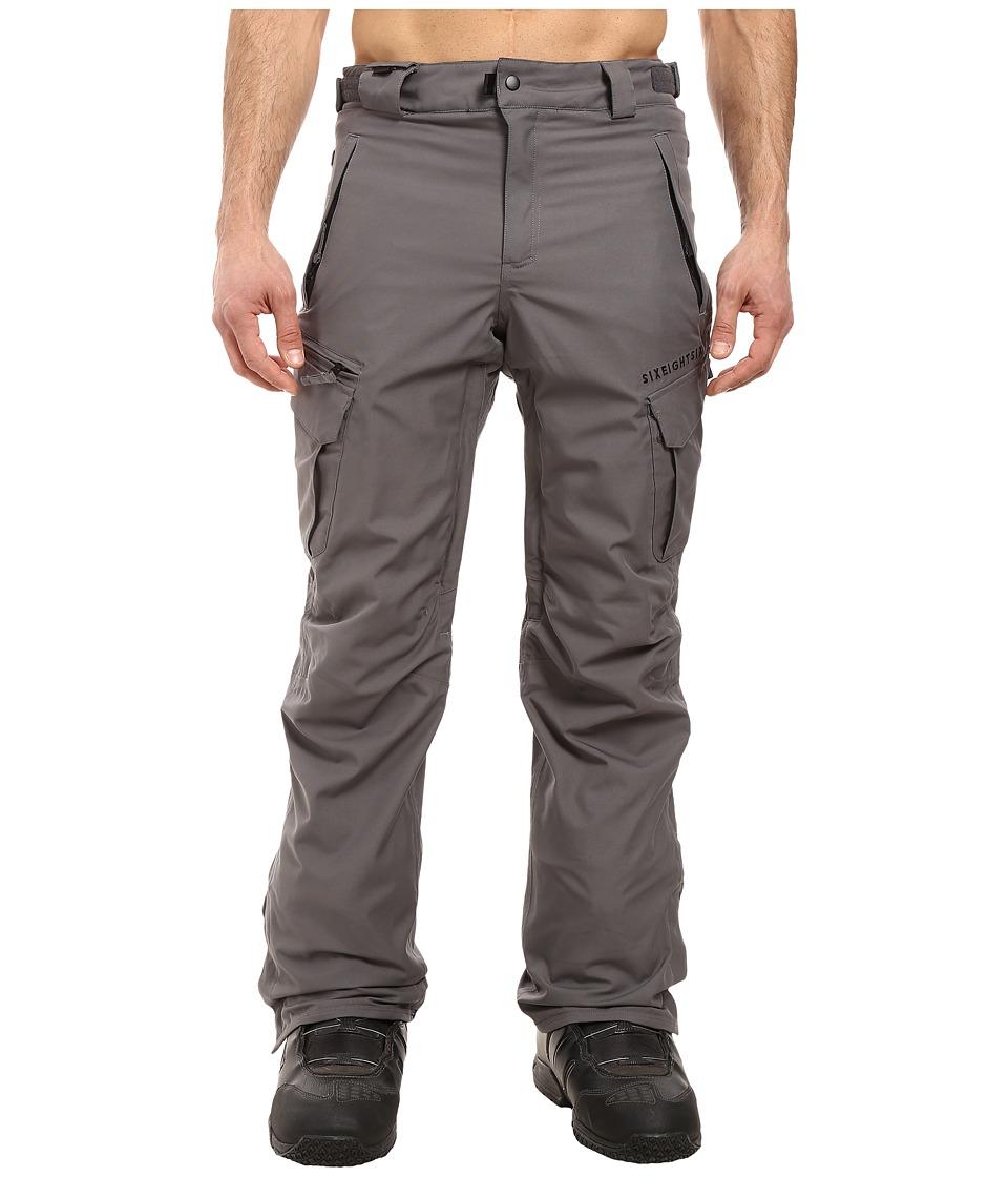 686 Authentic Smarty Cargo Pants (Steel Melange) Men