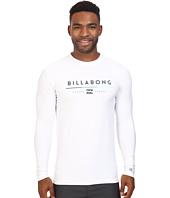 Billabong - Tri Unity Long Sleeve Rashguard