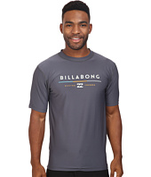 Billabong - Tri Unity Short Sleeve Rashguard