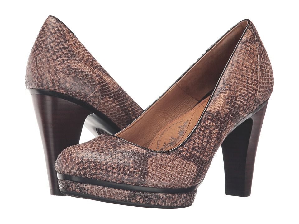 Sofft Mandy II (Champagne Kingdom Snake) High Heels