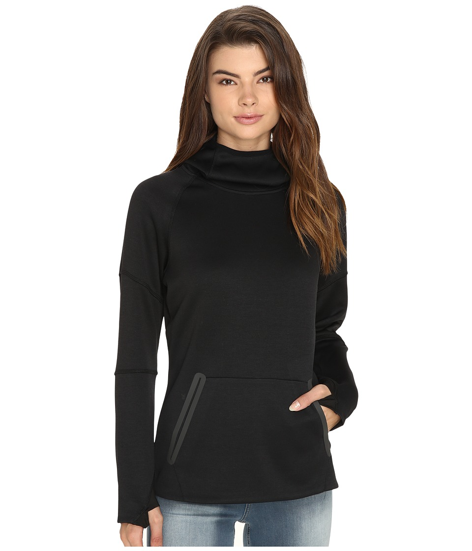 686 - GLCR Storm Tech Pullover Fleece (Black) Women