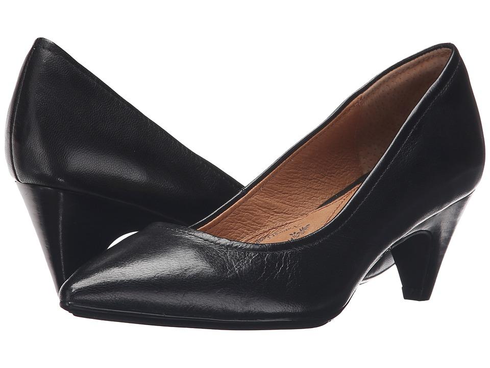 Sofft - Altessa II (Black River Kid Skin) High Heels