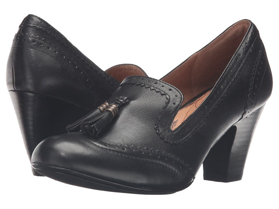 Sofft - Opal (Black Cow Vintage) High Heels