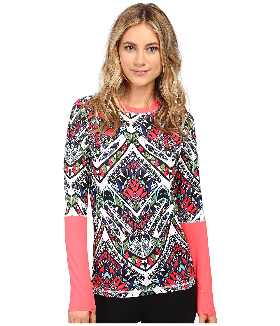 686 Bliss Base Layer Top (Tribe Color Block) Women