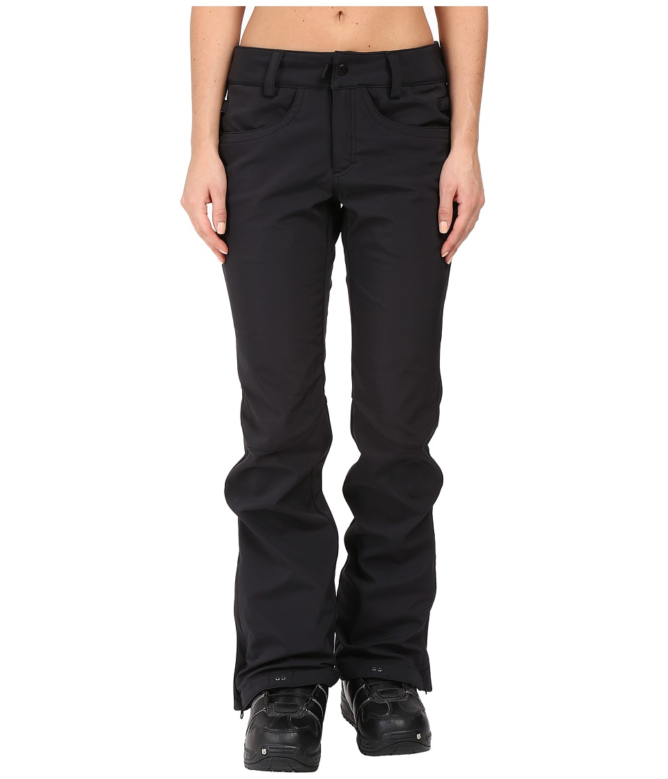 Image of 686 - Authentic Gossip Softshell Pants (Black 1) Women's Casual Pants