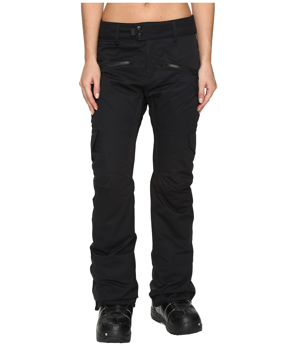 686 Authentic Mistress Insulated Cargo Pants (Black) Women