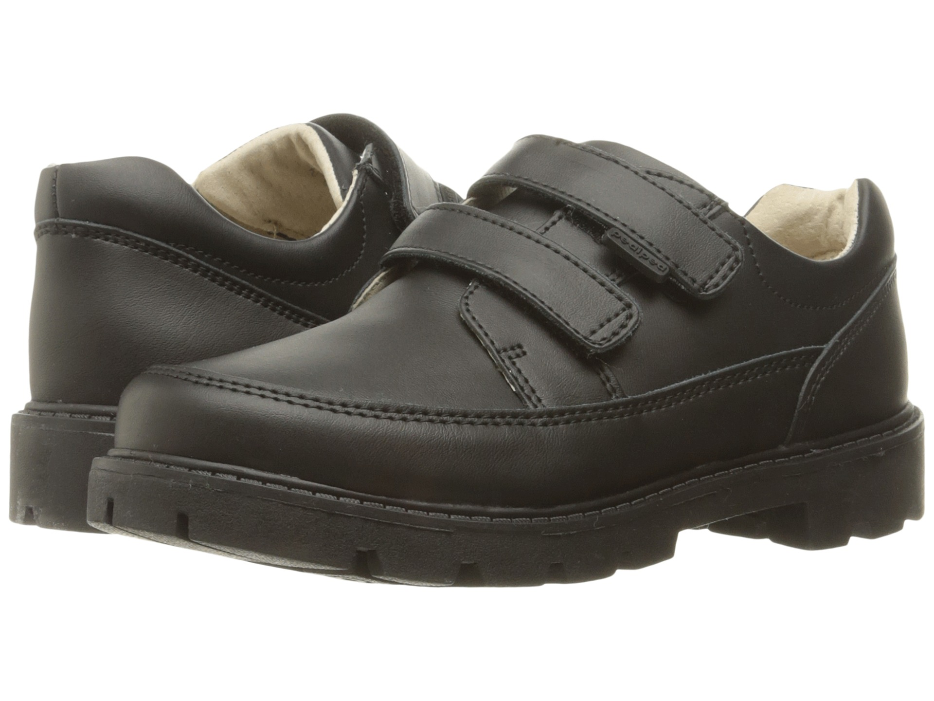 pediped® footwear is a smart choice for parents concerned with the long-term development of their children's feet. pediped has been awarded the American Podiatric Medical Association Seal of Acceptance for creating shoes that promote healthy foot development.