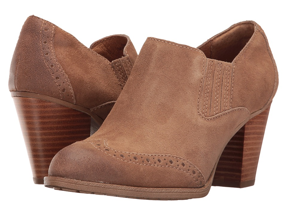 Sofft Weston (Barley Alaska Suede) High Heels