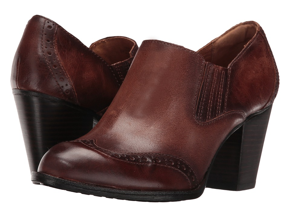 Sofft - Weston (Sturdy Brown Montana) High Heels