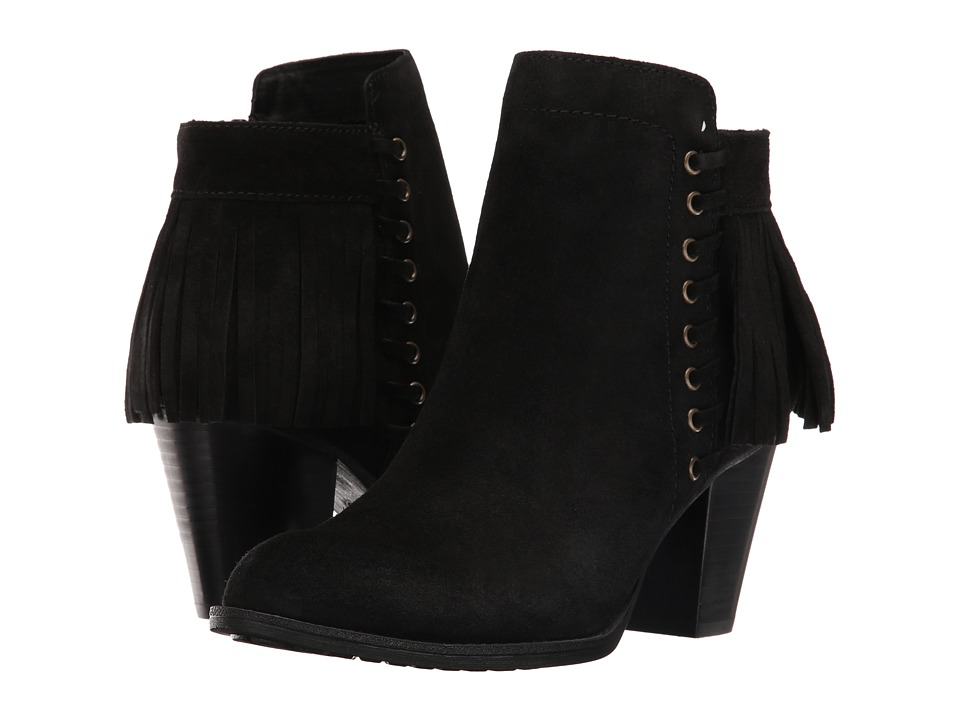 Sofft - Winters (Black Alaska Cow Suede) Women