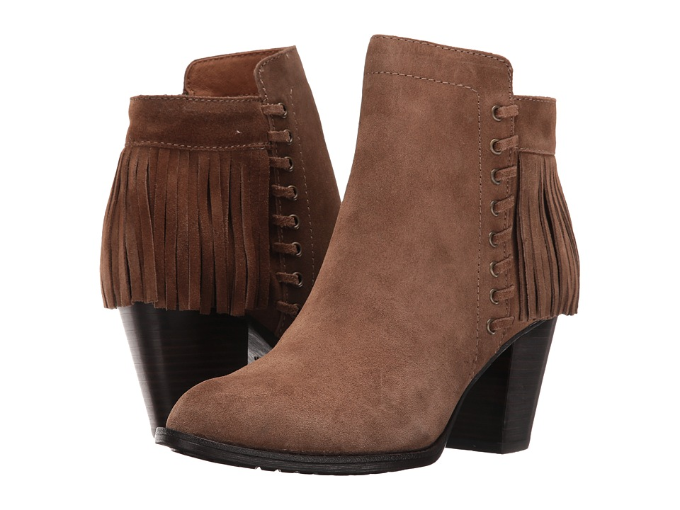 Sofft - Winters (Havana Brown Alaska Cow Suede) Women