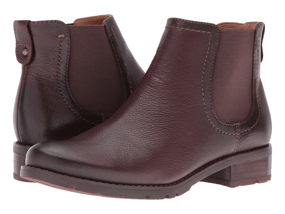 Sofft Selby (Mahogany Cow Vintage) Women