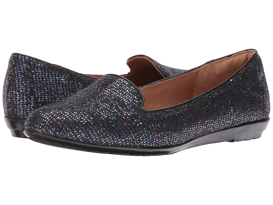 Sofft Belden (Metallic Multi/Black Multi Glitter/Patent) Women