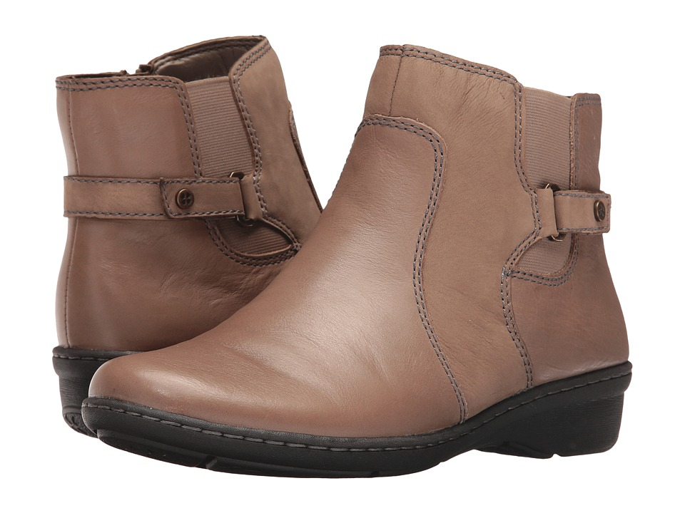 Naturalizer - Rylen (Dover Taupe Leather/Nubuck) Women