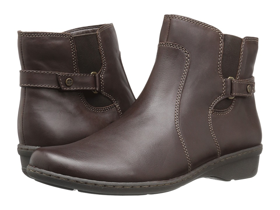Naturalizer - Rylen (Oxford Brown Leather) Women
