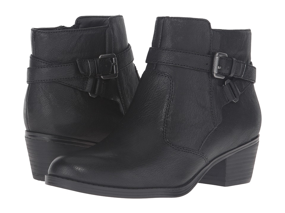 Naturalizer - Zakira (Black Leather) Women