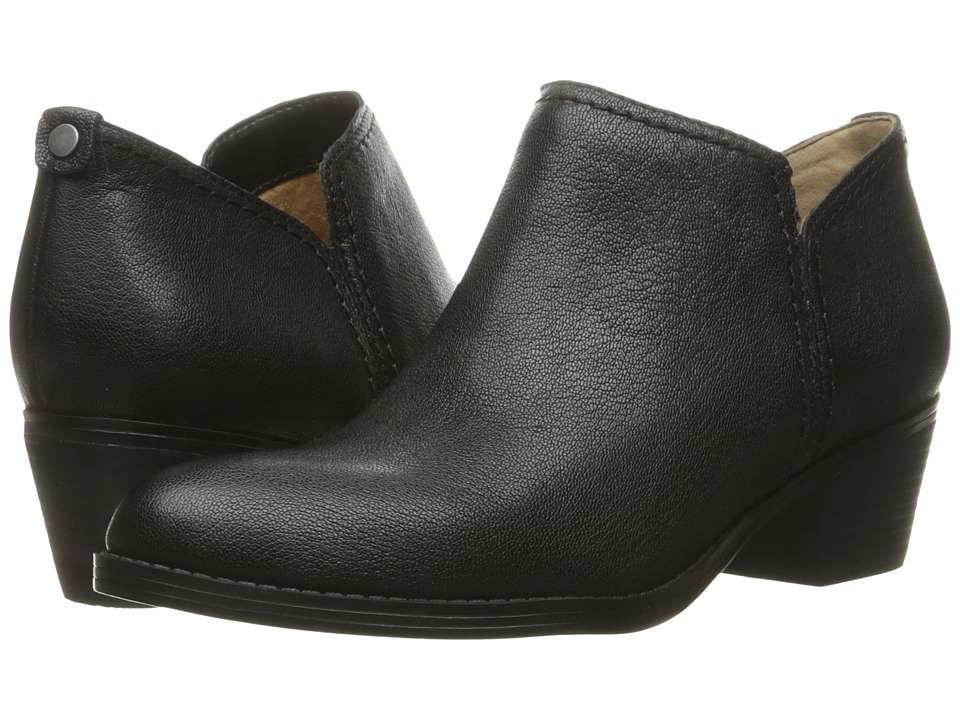 Naturalizer Zarie (Black Leather)