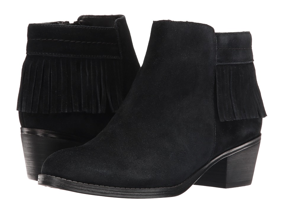 Naturalizer - Zeline (Black Suede) Women
