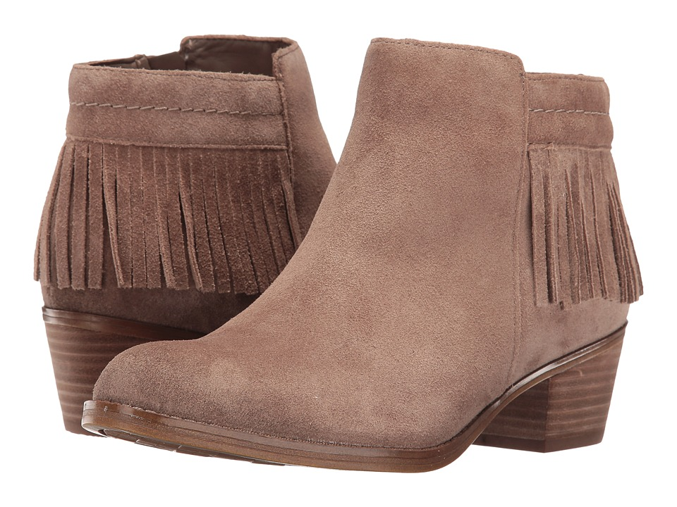 Naturalizer - Zeline (Dover Taupe Suede) Women's Boots