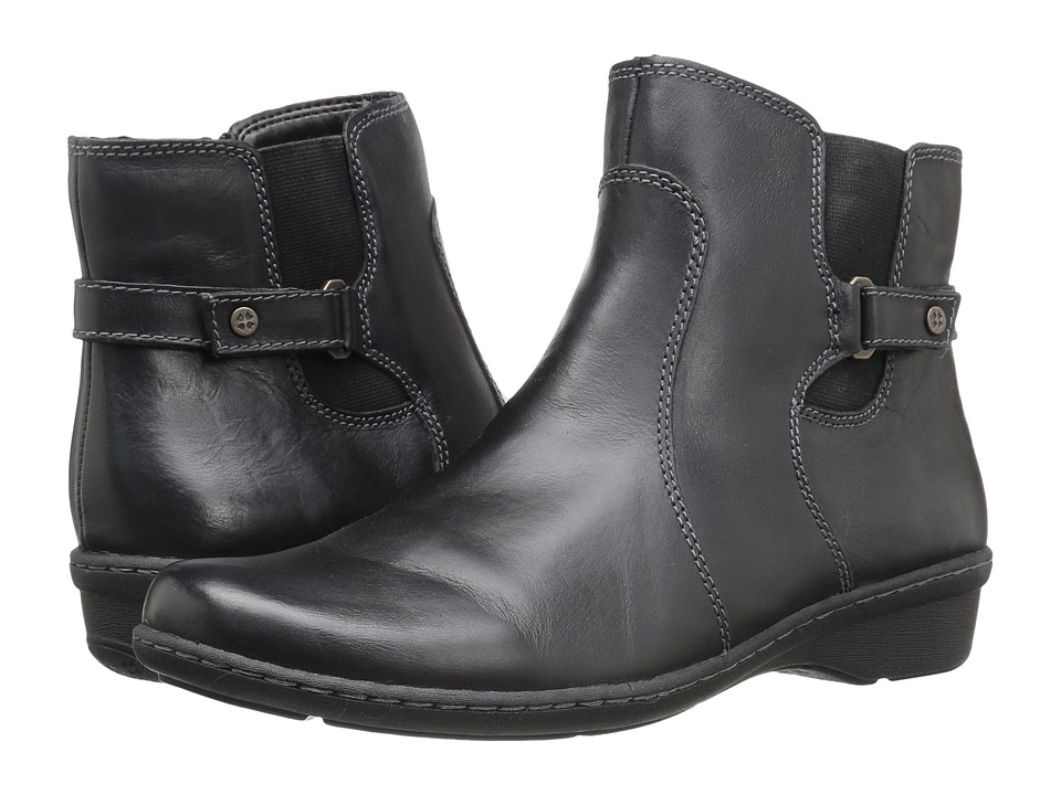 Naturalizer - Rylen (Black Leather) Women