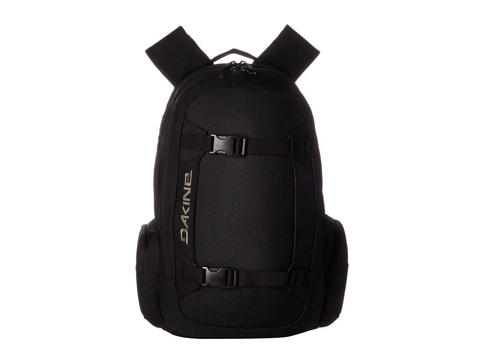 Dakine - Mission Backpack 25L (Black) Backpack Bags