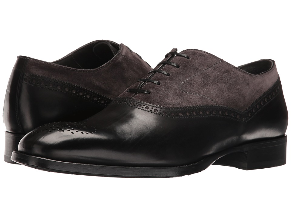 To Boot New York Sterling (Black/Grey) Men