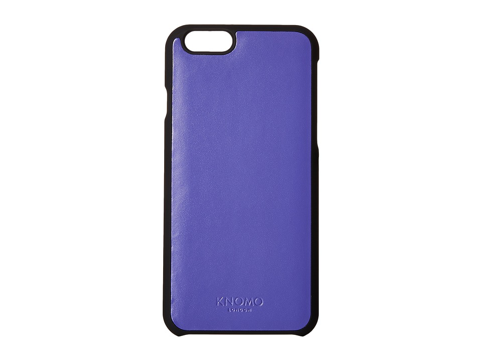 KNOMO London - Magnet Open Face iPhone 6/6s Case (Lavender) Cell Phone Case