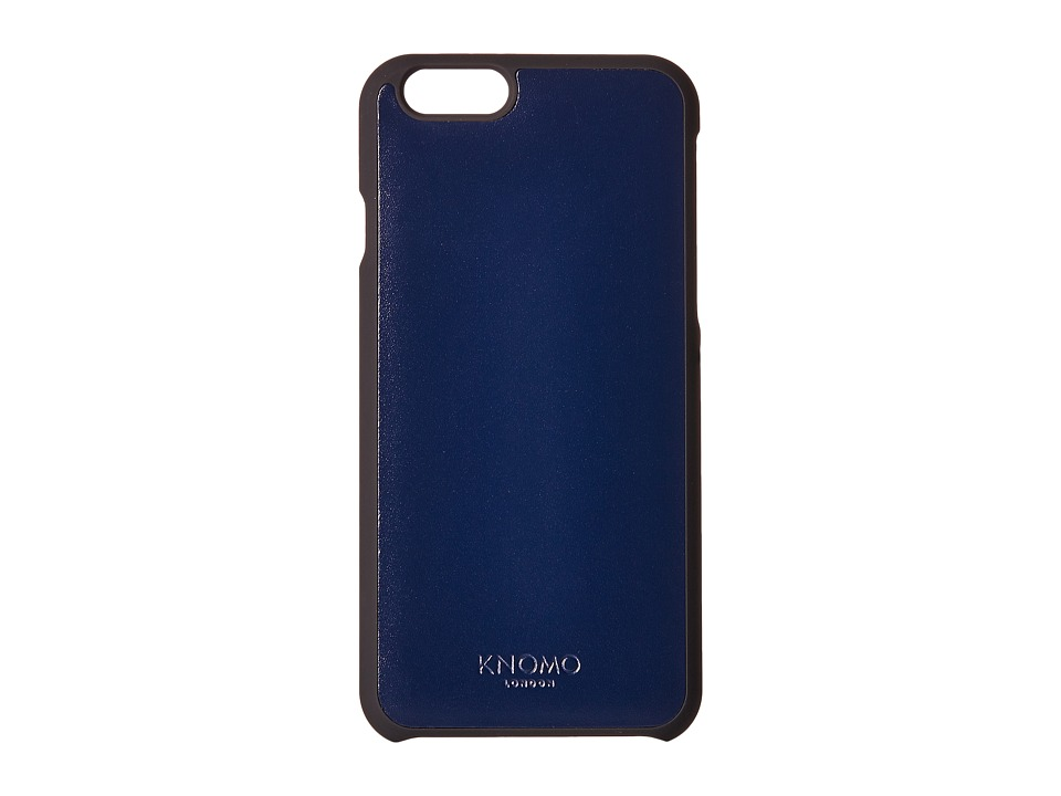 KNOMO London - Magnet Open Face iPhone 6/6s Case (Navy) Cell Phone Case