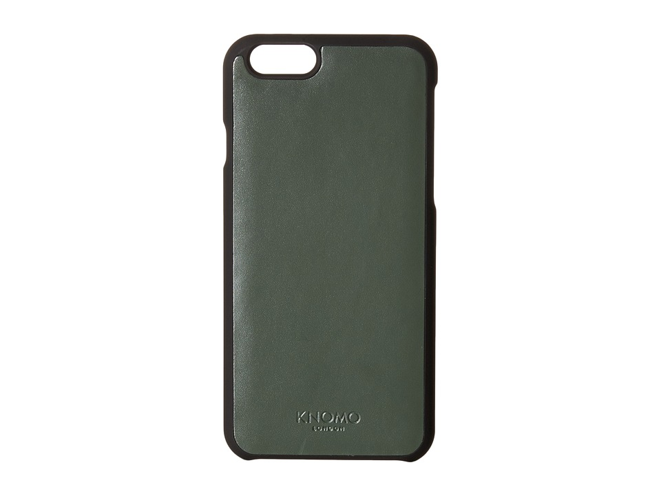KNOMO London - Magnet Open Face iPhone 6/6s Case (Sage) Cell Phone Case