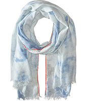 Steve Madden - Tie-Dye Denim Day Wrap
