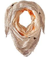 Steve Madden - Tie-Dye Jacqard Square Day Wrap