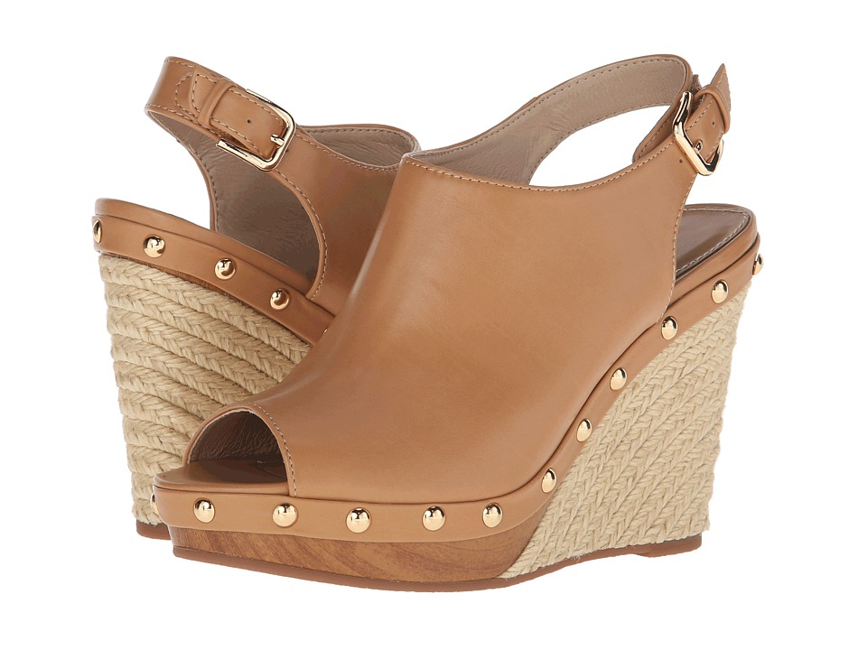VOLATILE Wilden Camel Womens Wedge Shoes