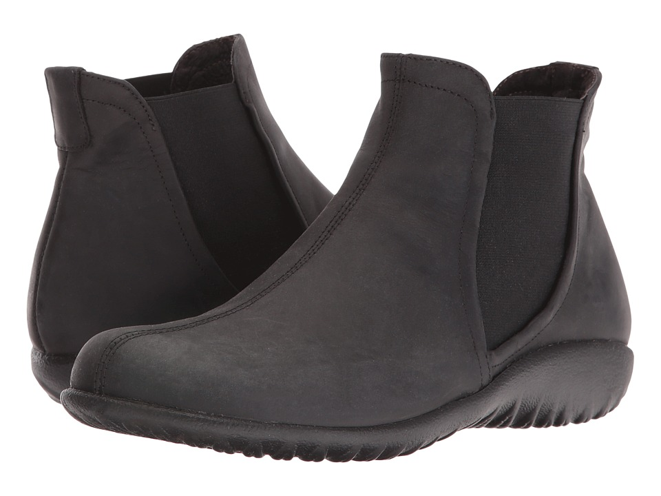Naot Footwear Remana (Oily Coal Nubuck) Women