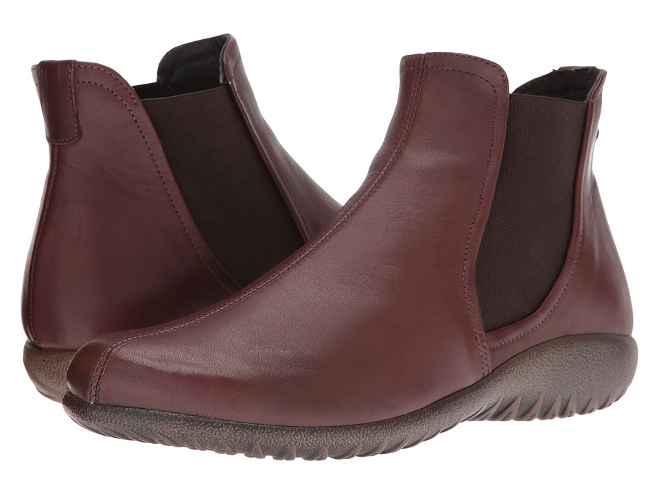 Naot Footwear Remana (Toffee Brown Leather) Women