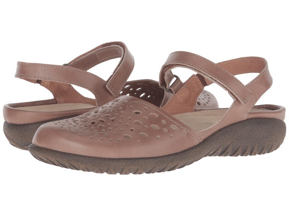 Naot Footwear - Arataki (Arizona Tan Leather) Women