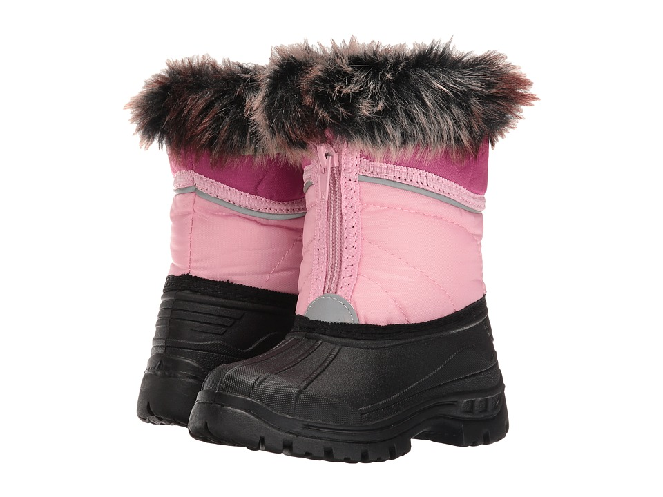 Western Chief Kids Blizzarc (Toddler) (Pink) Girls Shoes