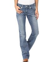 Ariat - R.E.A.L. Bootcut Crescent Jeans in Azure