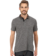Calvin Klein Jeans - Slim Fit Denim Collar Polo Shirt