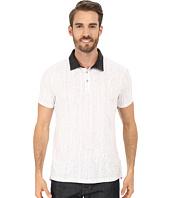 Calvin Klein Jeans - Slub Jersey Digit Dot Polo