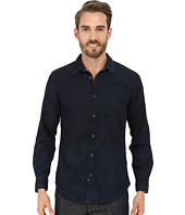 Calvin Klein Jeans - Dark Spray Wash Denim Shirt