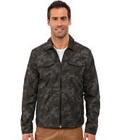 Calvin Klein Jeans - Zip-Front Trucker Camo Jacket
