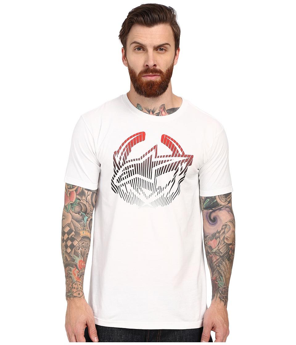 Alpinestars Departure Tee White Mens T Shirt