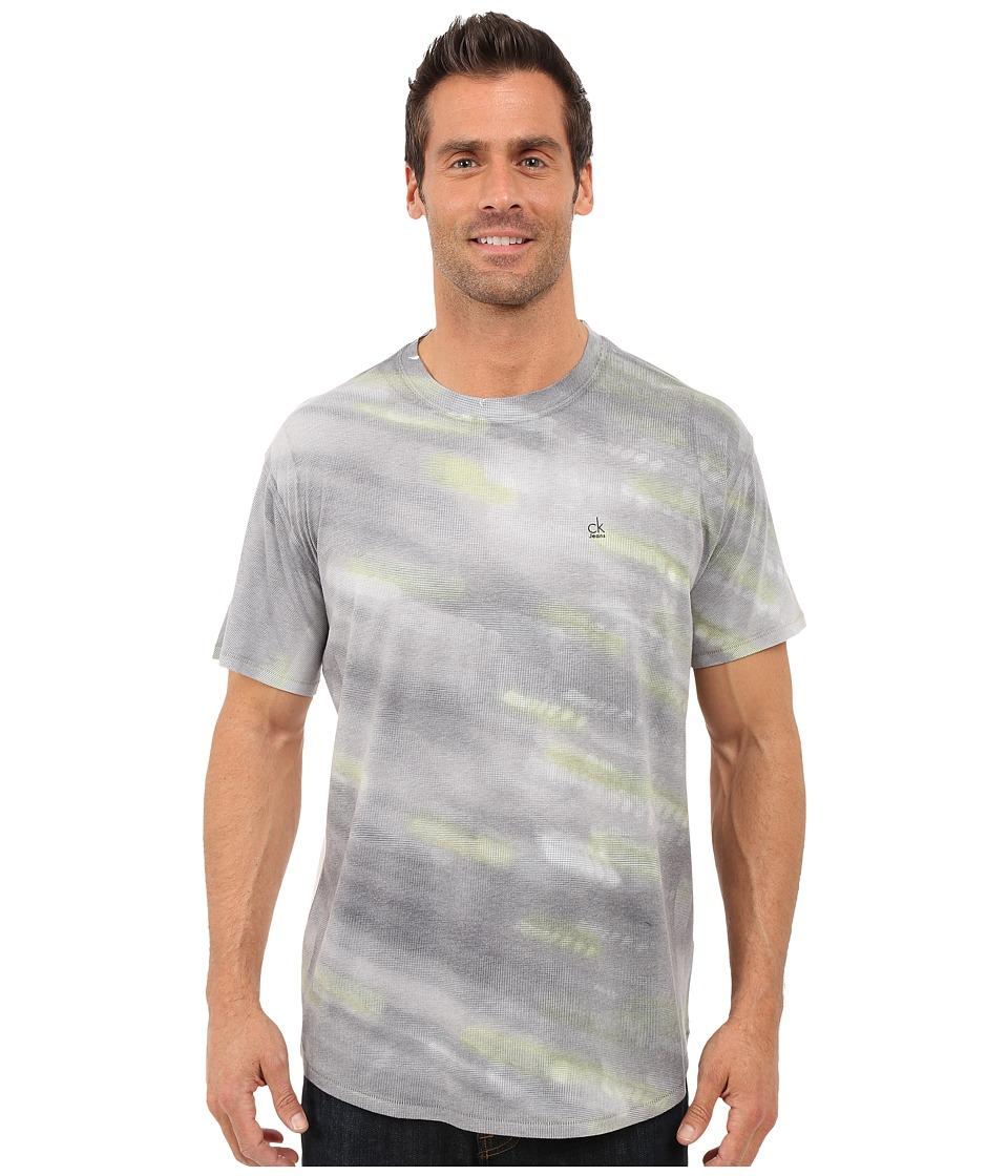 Calvin Klein Jeans - Sublimation Boxy Tee (White) Men