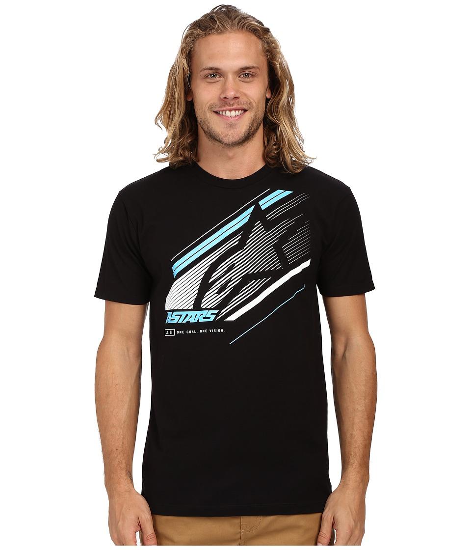 Alpinestars Potent Tee Black Mens T Shirt