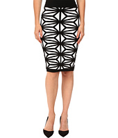 DSQUARED2 - Geo Knit Skirt