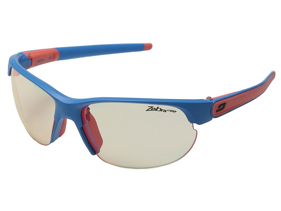 Julbo Eyewear Zephyr Black/Red/Gray Sport Sunglasses